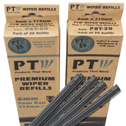 PTW Wipers